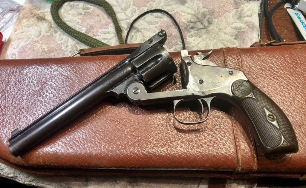Smith & Wesson New Model  A6ee9411