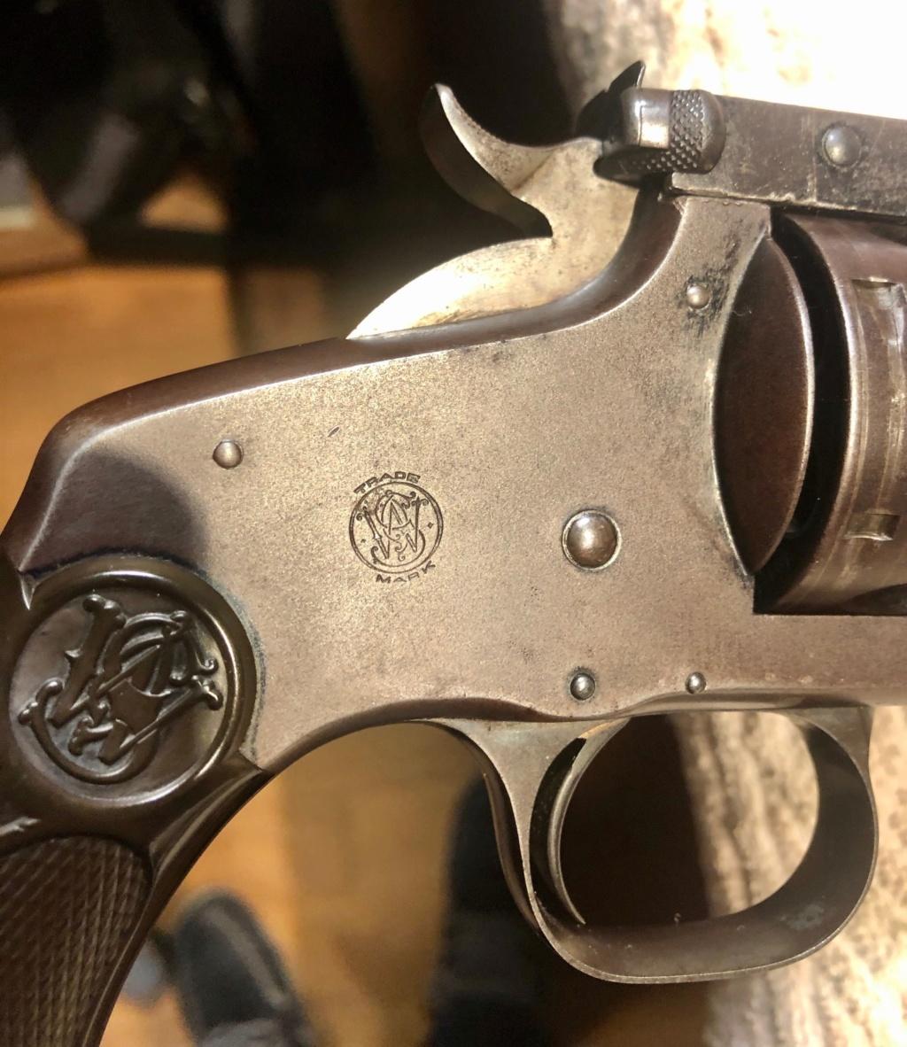 Smith & Wesson New Model  E5e63011