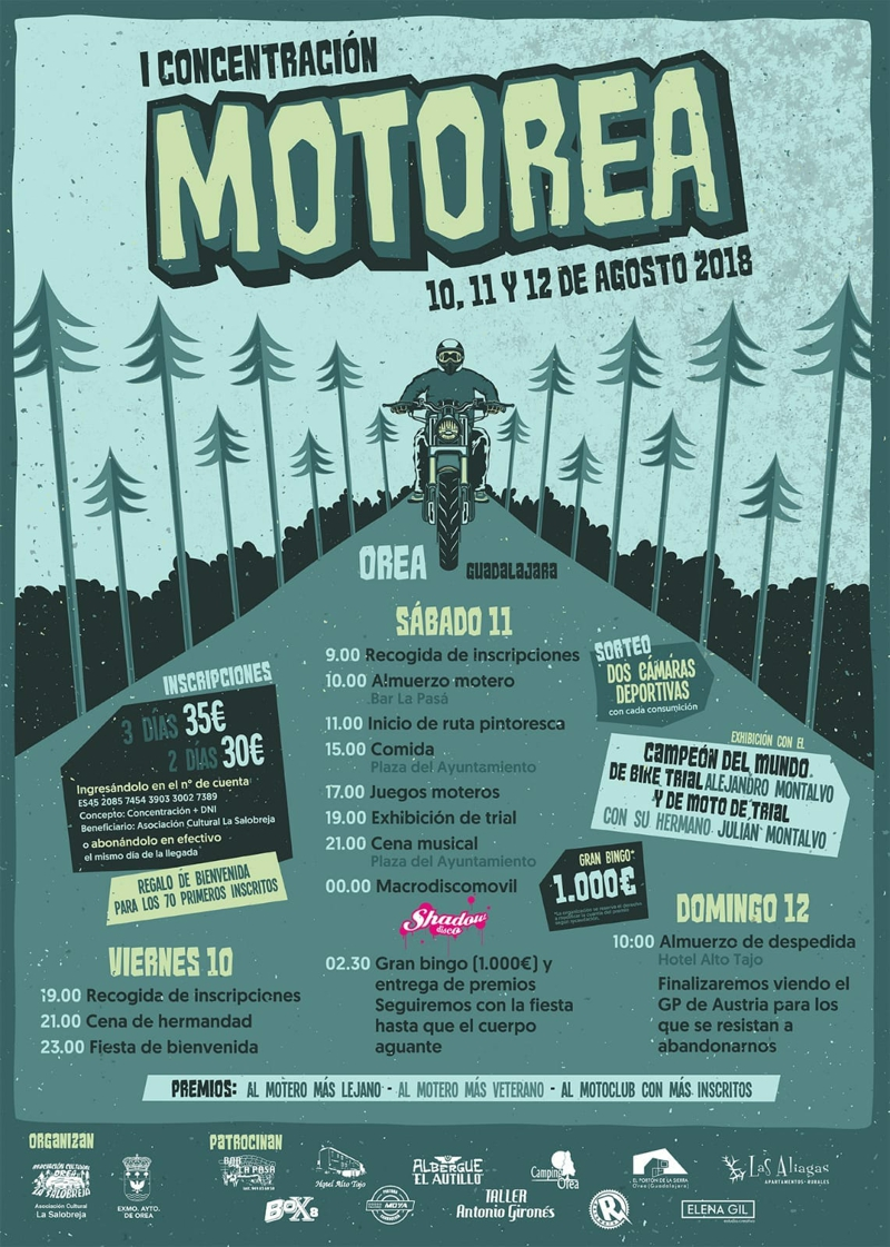 MOTOREA 10-11-12 de agosto 2018 Motore10