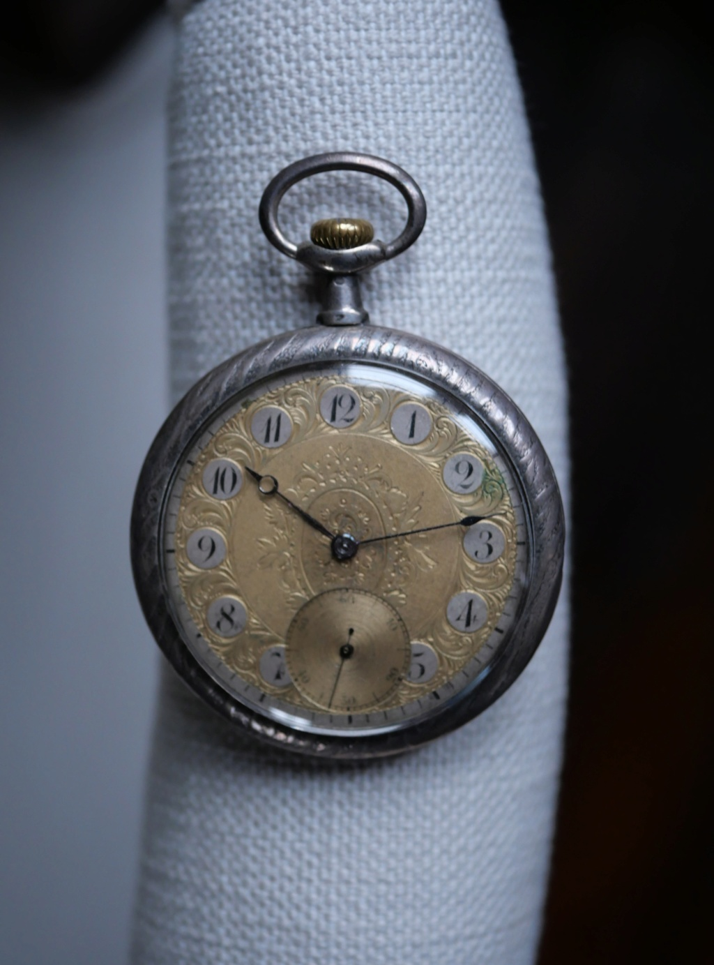 Votre montre de poche du moment ! - Page 12 P1023119