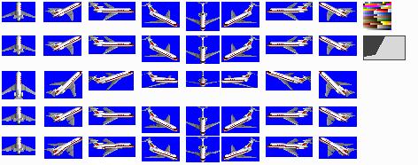 Tu 154M Tu-15417