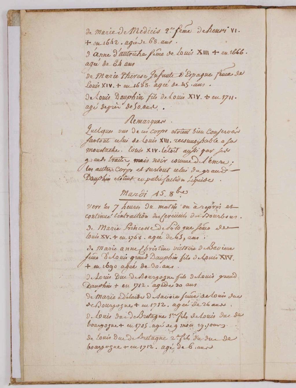 L'exhumation des rois et reines de France, profanation des tombes de la basilique Saint-Denis (1793) - Page 2 0000210