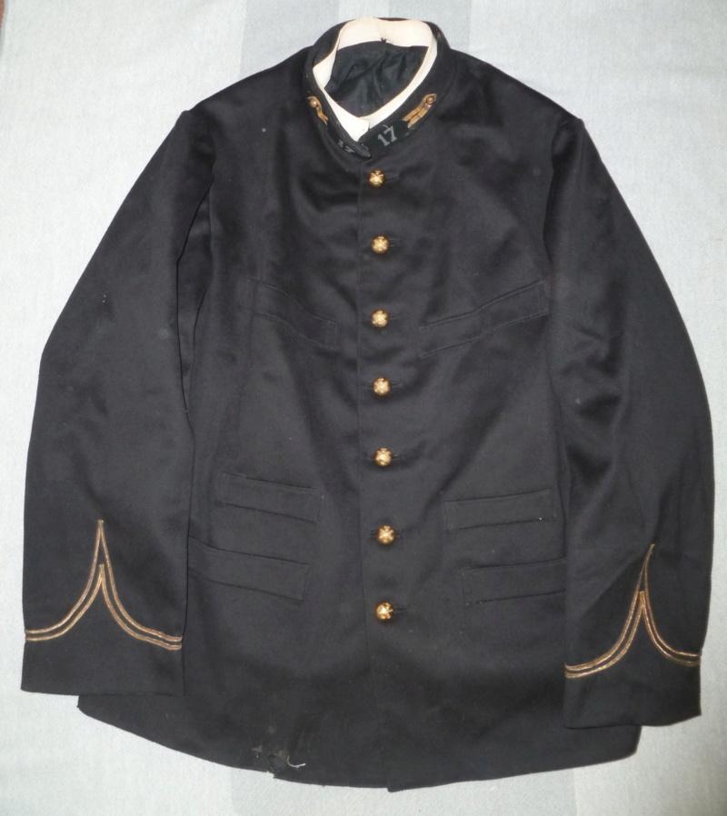 Vareuse officier artilleur 1900 P1080411