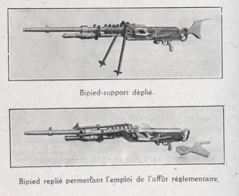 Bi-pied pour arme, probablement WW1  Bipied10