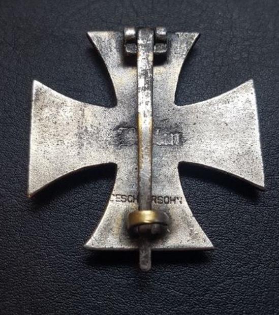 Croix de fer EK1 de 1870 F75efd10