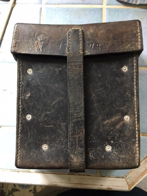 Trousse d'entretien Pourvoyeur MG34 AJOUT PHOTOS outils retrouvés en partie !!!  Image111