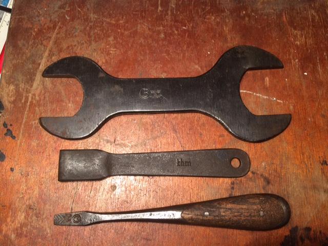 Trousse d'entretien Pourvoyeur MG34 AJOUT PHOTOS outils retrouvés en partie !!!  Image119
