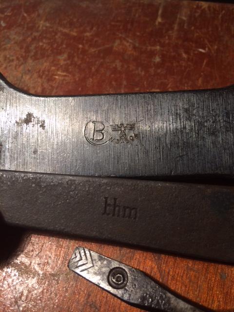 Trousse d'entretien Pourvoyeur MG34 AJOUT PHOTOS outils retrouvés en partie !!!  Image219