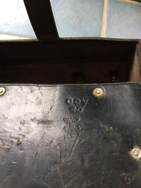 Trousse d'entretien Pourvoyeur MG34 AJOUT PHOTOS outils retrouvés en partie !!!  Image411