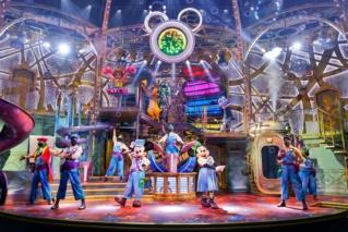[TR] 3 jours et 3 nuits - Davy Crockett Ranch + Hotel Cheyenne - Août 2021 ! Disney11