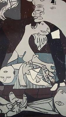 GERNIkA. Pablo Picasso 225px-10