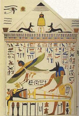PINTURA EGIPCIA 2anubi10