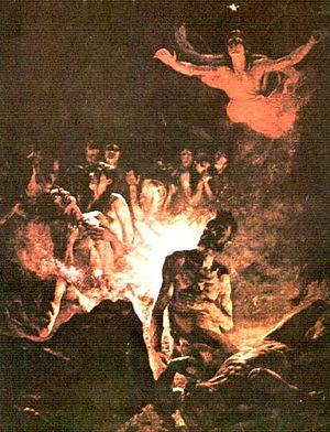El Purgatorio - Cristóbal Rojas 300px-10