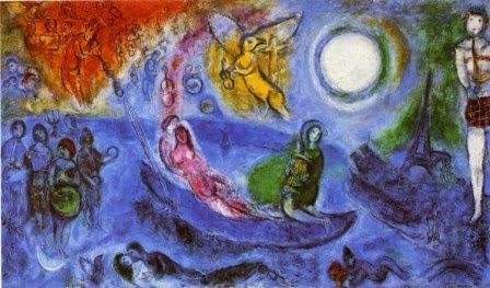 EL CONCIERTO. Marc Chagall 38302_10