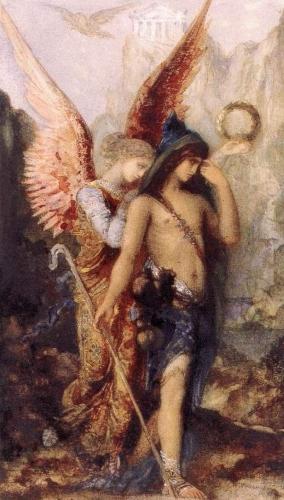 PINTURA SIMBOLISTA. Las voces Gustave Moreau 42797610