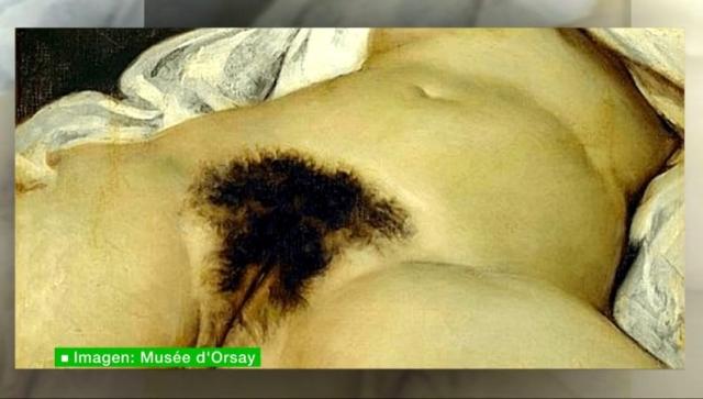 El origen del mundo- Courbet 5810110