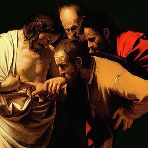 The Incredulity of Saint Thomas. Caravaggio 74c8f410