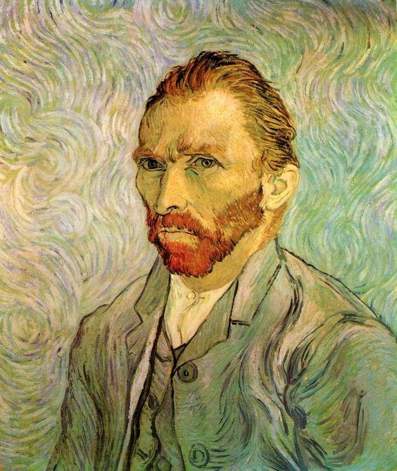 Autorretrato de Vincent Van Gogh  87d9de10