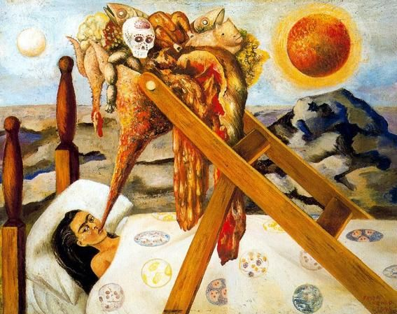 SIN ESPERANZA. Frida Kahlo 92f7e910