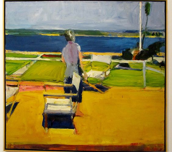 BIOGRAFÍA DE RICHARD DIEBENKORN. Pintor figurativo estadounidense Ada88210