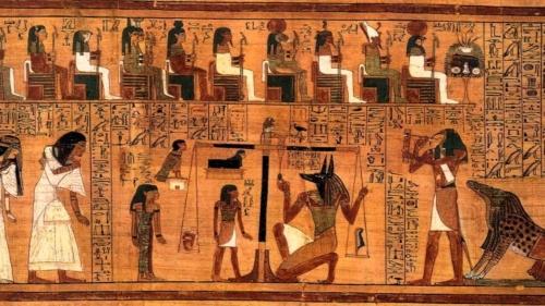 PINTURA EGIPCIA Arte-e10