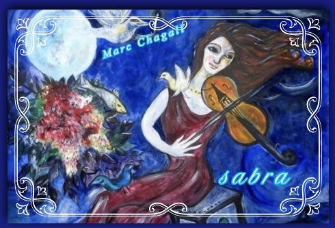 FIRMAS DE SABRA ARTÍSTICAS II Chagal14