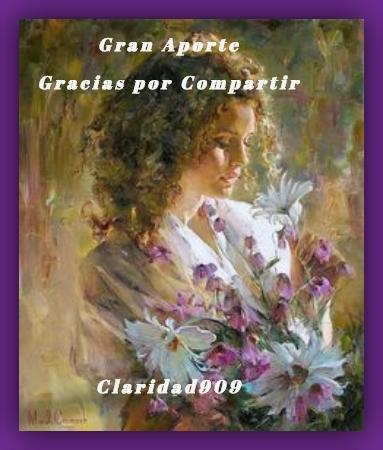 CLARIDAD909 Clarid10