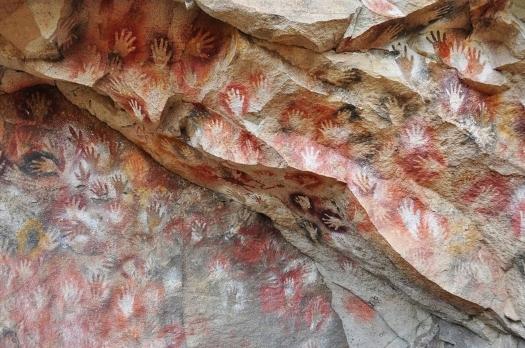 La Cueva de las Manos en la Patagonia, Argentina Cueva-11