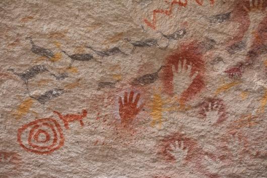 La Cueva de las Manos en la Patagonia, Argentina Cueva-12