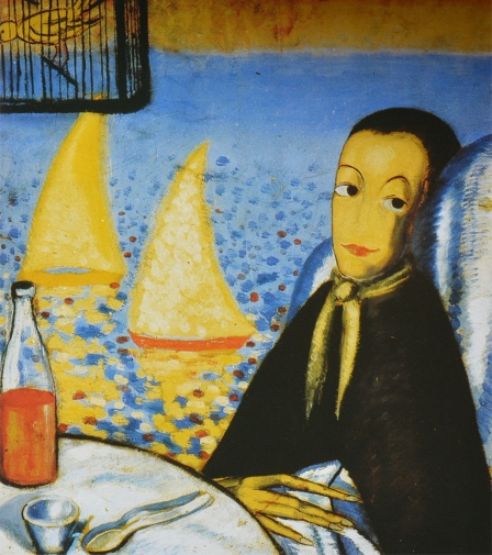 EL NIÑO ENFERMO AUTORRETRATO EN CADAQUÉS. Salvador Dalí Dali-n11