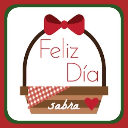 SALUDOS DE SABRA III Felizd10