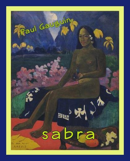FIRMAS DE SABRA ARTÍSTICAS II Gaugu10
