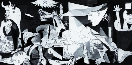 GERNIkA. Pablo Picasso Guerni10