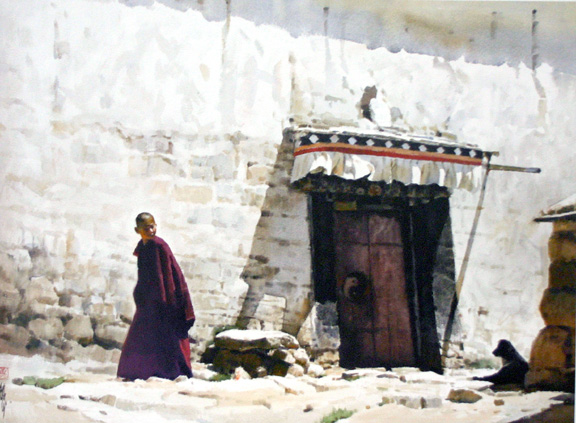 Huang Tiesha (黄铁山) Huang-10