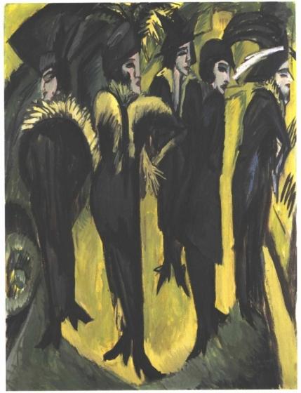 Cinco mujeres en la calle-Kirchner Kirchn10