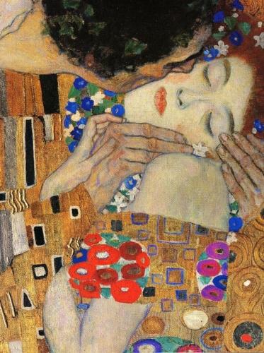 SUEÑO CUMPLIDO Klimt_11