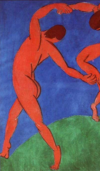 La danza de Matisse: análisis La-dan11