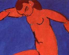 La danza de Matisse: análisis La-dan12