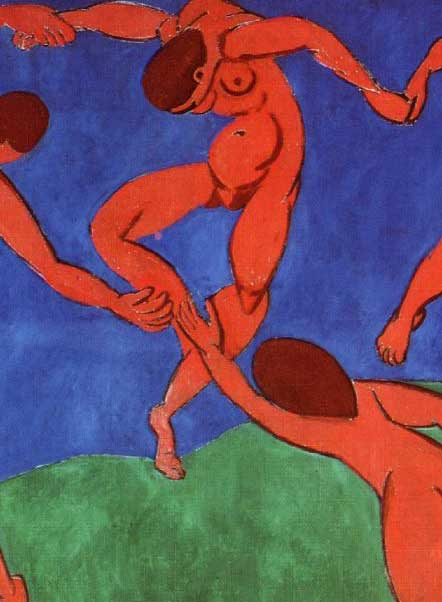 La danza de Matisse: análisis La-dan13