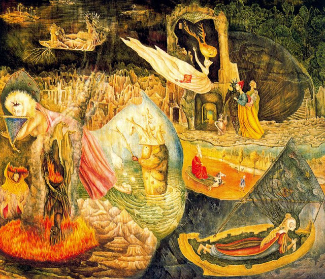 El surrealismo de Leonora Carrington Lasdis10
