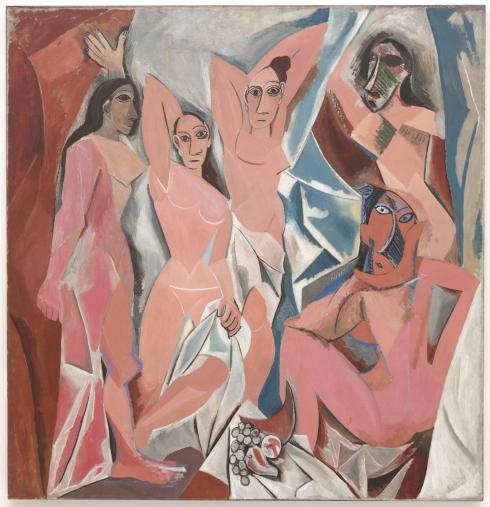PABLO RUIZ PICASSO (1881 - 1973) PARTE II Les_de10