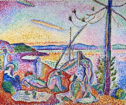 Lujo, Calma y Deseo. Henri Matisse Luxury10