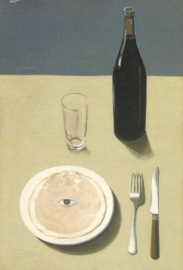 El retrato. René Magritte Maggri10