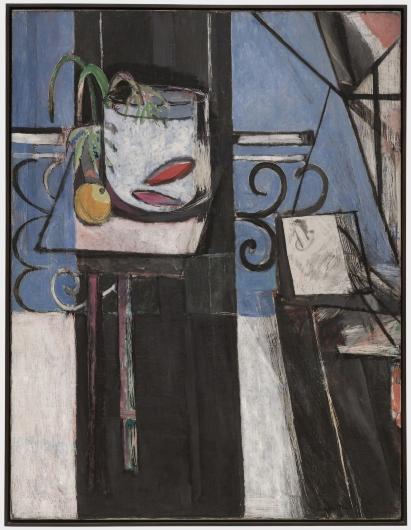 Peces y paleta. Henri Matisse Matiss15