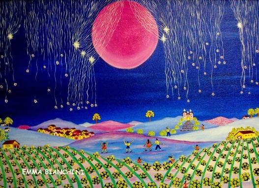 Pintura Naif de Emma Bianchini Naiff_10