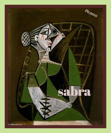 FIRMAS DE SABRA ARTÍSTICAS Sabraa12