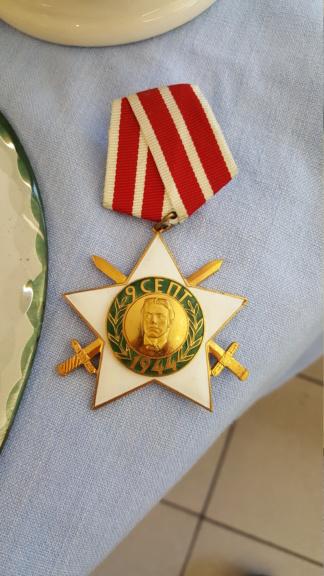 - Médaille Russe 1944 - 20200610
