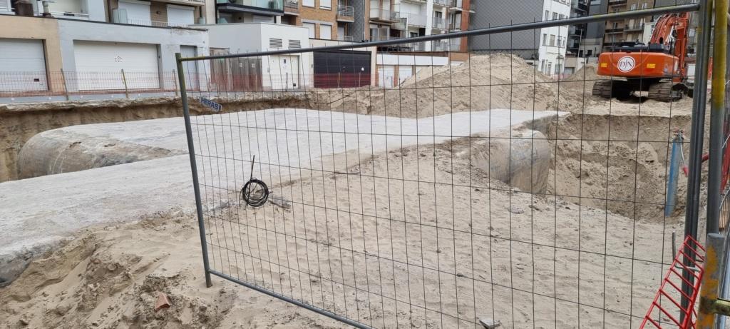 Pour les amateurs de bunkerarchéologie à Knokke en Belgique 20210910