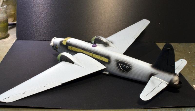 Hampden, Whitley et maintenant le Wellington ou la trilogie des bombardiers moyens anglais Croix167