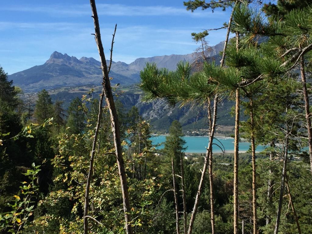 Le lac de Baratier Img_2211